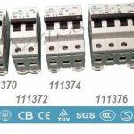 1x Disjoncteur 4Pôles 40A Disjoncteur 40A de la marque Uzman-Versand image 1 produit