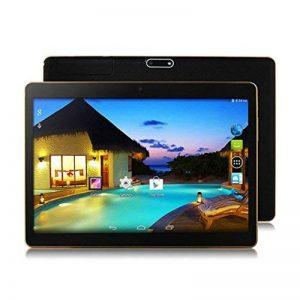 "10.1""Tablette Tactile Android 6.0 Octa-Core1G + 16G Dual SIM&Camera Wifi PC Tablette Ecaran 2560 x1600 IPS de la marque Ouneed image 0 produit"