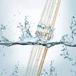 100pcs Cosses Electriques Souder Gaine Thermorétractable Terminaux Cuivre Electrique, Eventronic Souder Joint Fil Câble Connecteur Retrait Thermique Soudures de la marque Eventronic image 4 produit