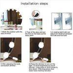 10pcs kit de lumière de miroir de Comestic de maquillage de LED avec l'ampoule de Dimmable de la marque Yotown image 2 produit