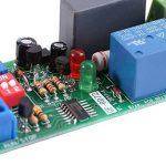 1pc AC100V-250V Module de minuterie à cycle infini,Relais de temporisation ON/OFF, Module de commutation de temps réglable RD72-A, Module relais de minuterie de la marque Hilitand image 2 produit