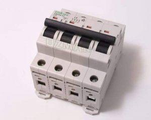 2x 4pôles 40A Disjoncteur automatique Disjoncteur 40A de la marque Uzman-Versand image 0 produit
