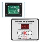 220V 10000W SCR Module de Thermostat de Gradateur de Commande de Variateur de Vitesse Réglable en Courant Alternatif Digital avec Régulateur de Tension de la marque Walfront image 3 produit