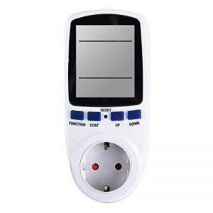 230V Intelligente Sélecteur De Puissance De Socket De Compteur D'électricité Énergie Moniteur Watt Ampères Mètre Avec Écran LCD Numérique de la marque Formulaone image 0 produit