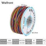 280m 8 Fils 30AWG Rouleau de Câble Electrique de Cuivre Etamé Isolant en PVC P/N B-30-1000 de la marque Walfront image 1 produit