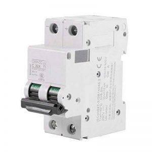 2P 250V C65H-DC Disjoncteur de Branchement à Basse Tension pour Panneaux Solaires Neutre 32A de la marque Walfront image 0 produit