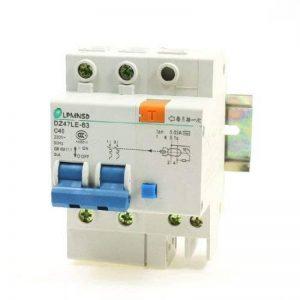 35mm Rail DIN 2Pole Court-circuit Disjoncteur 230V 40A 3000A de la marque Sourcingmap image 0 produit