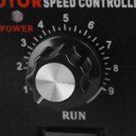 400W AC 220V Régulateur de Vitesse du Moteur et Arrière Régulateur de Vitesse Électrique Réglable de la marque Walfront image 4 produit
