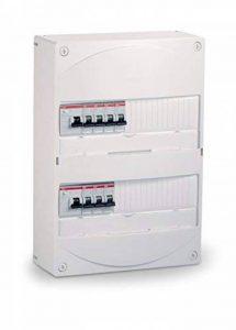 ABB 198012 Coffret prêtable évolutif 2 rangées pour logement inférieur à 35 m2 de la marque ABB image 0 produit