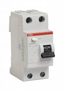 ABB 443051GSB Interrupteur différentiel à bornes décalées Type AC de la marque ABB image 0 produit