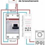 ABB 444061GSB Interrupteur différentiel à bornes décalées Type AC 63 A de la marque ABB image 2 produit