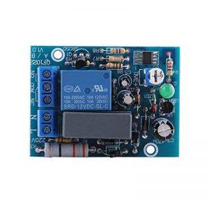 AC 220V Module de Relais de Minuterie de Temporisation à Cycle Infini Marche Arrêt 10A 250V AC/10A 30V DC(0-10minutes) de la marque Walfront image 0 produit