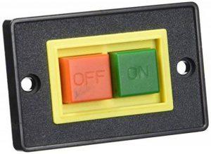 AC 380V 2kW Rouge Vert sur on/off Start Stop électrique Push Button Switch de la marque Sourcingmap image 0 produit