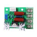 AC 50–220V 2000W SCR Régulateur de tension électrique modulaire Groupe de tension Stabilisateur Transformateur Lumière Interrupteur sélecteur de température/moteur avec régulation de vitesse. de la marque Walfront image 2 produit