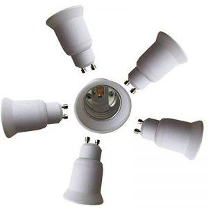 adaptateur ampoule gu10 TOP 6 image 0 produit