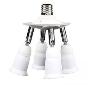 adaptateur ampoule prise TOP 4 image 0 produit