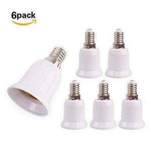 adaptateur ampoule TOP 8 image 0 produit