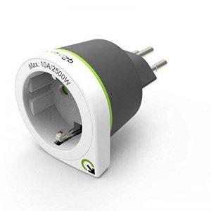 adaptateur courant suisse TOP 6 image 0 produit