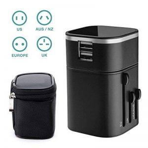adaptateur cuba electricité TOP 9 image 0 produit