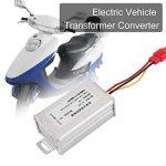 Adaptateur de convertisseur Intelligent Universel de transformateur de véhicule électrique 48V à 12V Professional Supply pour Les Fabricants de véhicules de la marque Delicacydex image 2 produit