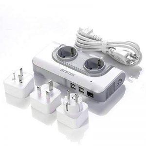 adaptateur de voltage TOP 3 image 0 produit