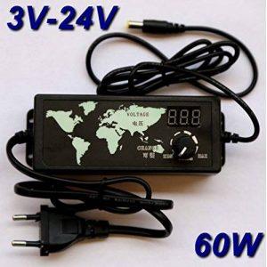 adaptateur de voltage TOP 7 image 0 produit