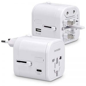adaptateur electrique pour les etats unis TOP 12 image 0 produit
