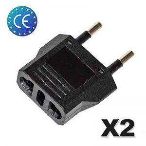 adaptateur electrique pour les etats unis TOP 8 image 0 produit