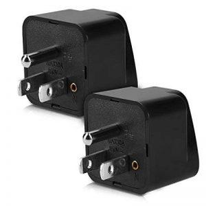 adaptateur electrique pour les etats unis TOP 9 image 0 produit