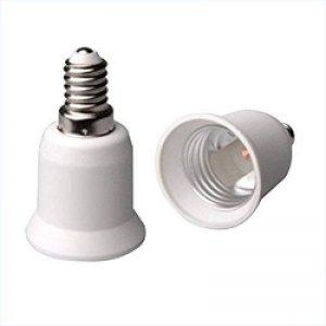 Adaptateur en thermoplastique thermodur E14sortie E27250V de la marque - Senza marca/Generico - image 0 produit