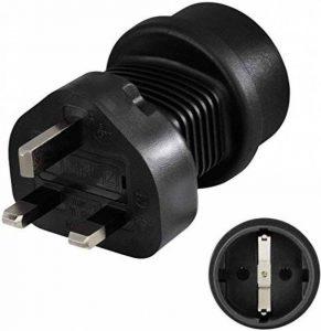 adaptateur électrique chypre TOP 0 image 0 produit