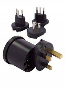 adaptateur électrique chypre TOP 2 image 0 produit