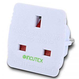 adaptateur électrique chypre TOP 7 image 0 produit