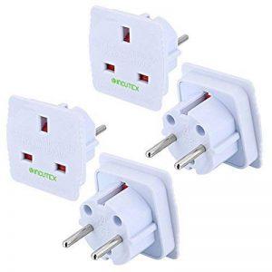 adaptateur électrique chypre TOP 8 image 0 produit