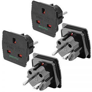 adaptateur électrique france vers angleterre TOP 4 image 0 produit