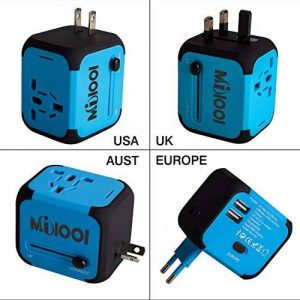 adaptateur électrique TOP 4 image 0 produit