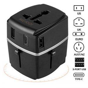 adaptateur électrique TOP 8 image 0 produit