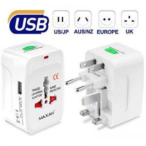 adaptateur électrique universel TOP 2 image 0 produit
