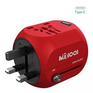 adaptateur électrique universel TOP 7 image 0 produit