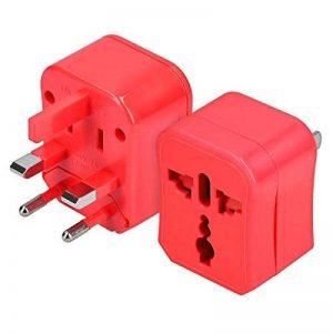 adaptateur électrique universel tous pays TOP 3 image 0 produit