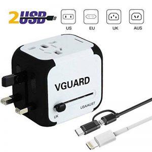 adaptateur électrique universel tous pays TOP 4 image 0 produit