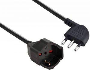 adaptateur pour prise électrique italienne TOP 6 image 0 produit