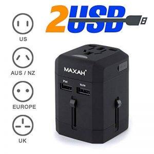 adaptateur prise 110v 220v TOP 8 image 0 produit
