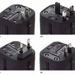 adaptateur prise 110v TOP 3 image 1 produit
