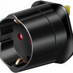 adaptateur prise de courant angleterre france TOP 0 image 2 produit