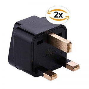 adaptateur prise de courant angleterre france TOP 8 image 0 produit