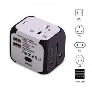 adaptateur prise de courant universel TOP 2 image 0 produit