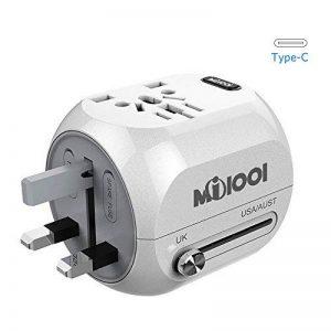adaptateur prise de courant universel TOP 8 image 0 produit
