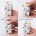 adaptateur prise électrique japon TOP 2 image 2 produit