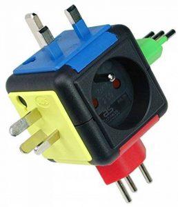 adaptateur prise électrique japon TOP 4 image 0 produit